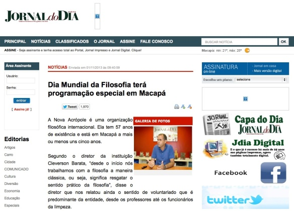 DMF em Macapá