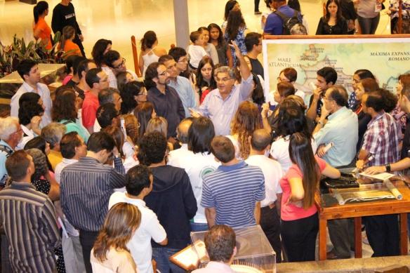 exposição roma parkshopping 2