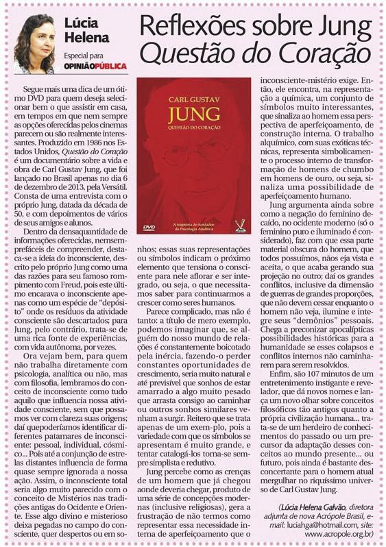Artigo Lúcia Helena