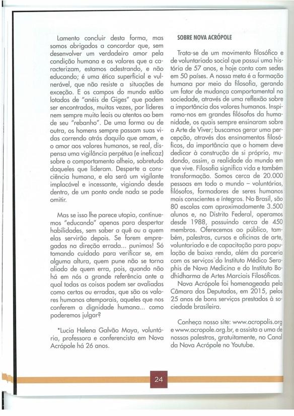 entrevista Lúcia revista capital